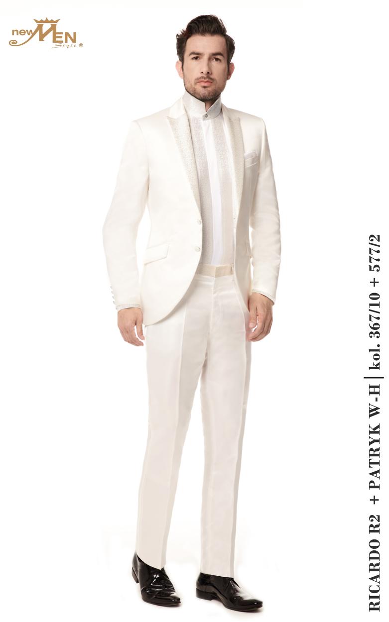 Hochzeitsanzug Ricardo R2 + Patryk W-H