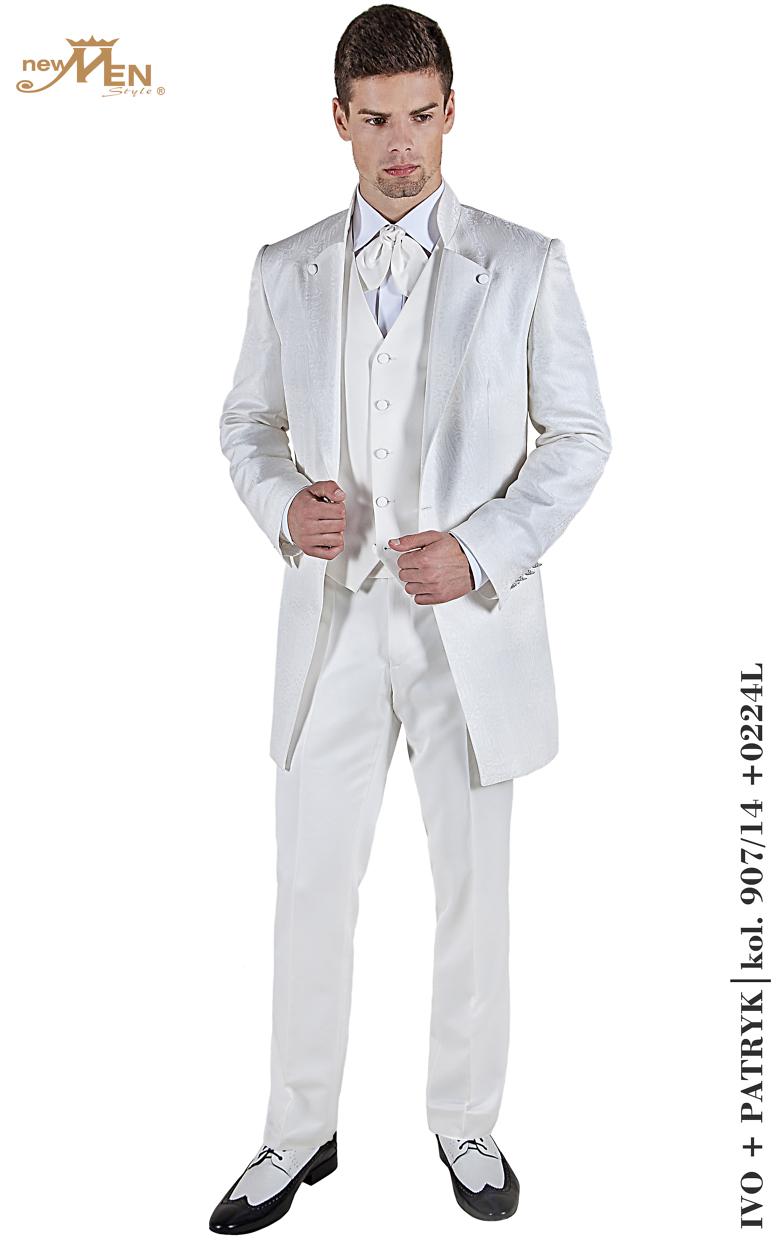 Hochzeitsanzug Ivo + Patryk